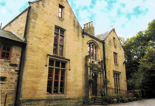 Wentworth Hall Residential Home Rotherham South Yorkshire S62 7TW